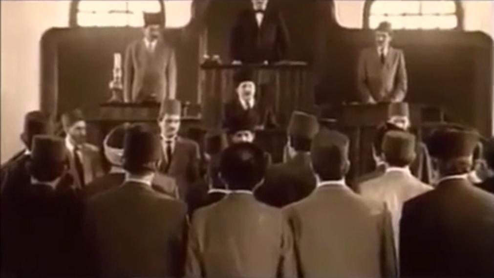 İstiklal Marşı'nın Kabulü (Kısa Film)