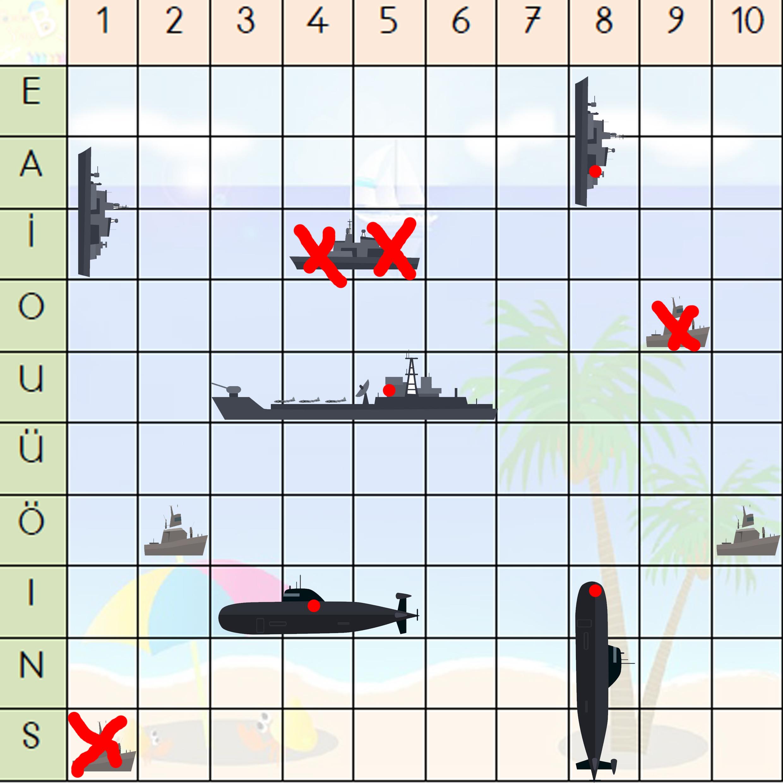 Amiral Battı (Klasik Oyun)