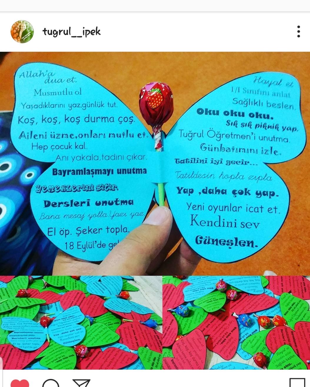 Şeker kelebekleri