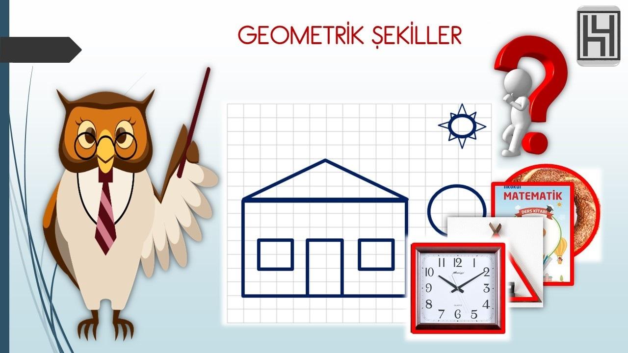 Geometrik Şekiller Konu Anlatımı