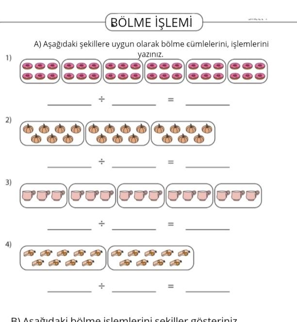 BÖLME İŞLEMİ ETKİNLİĞİ-5