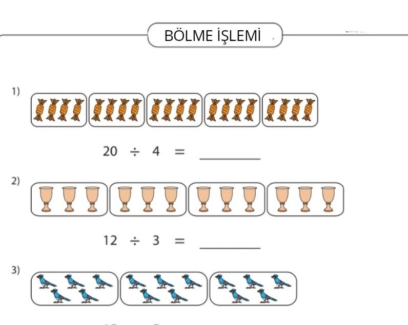 BÖLME İŞLEMİ ETKİNLİĞİ-4