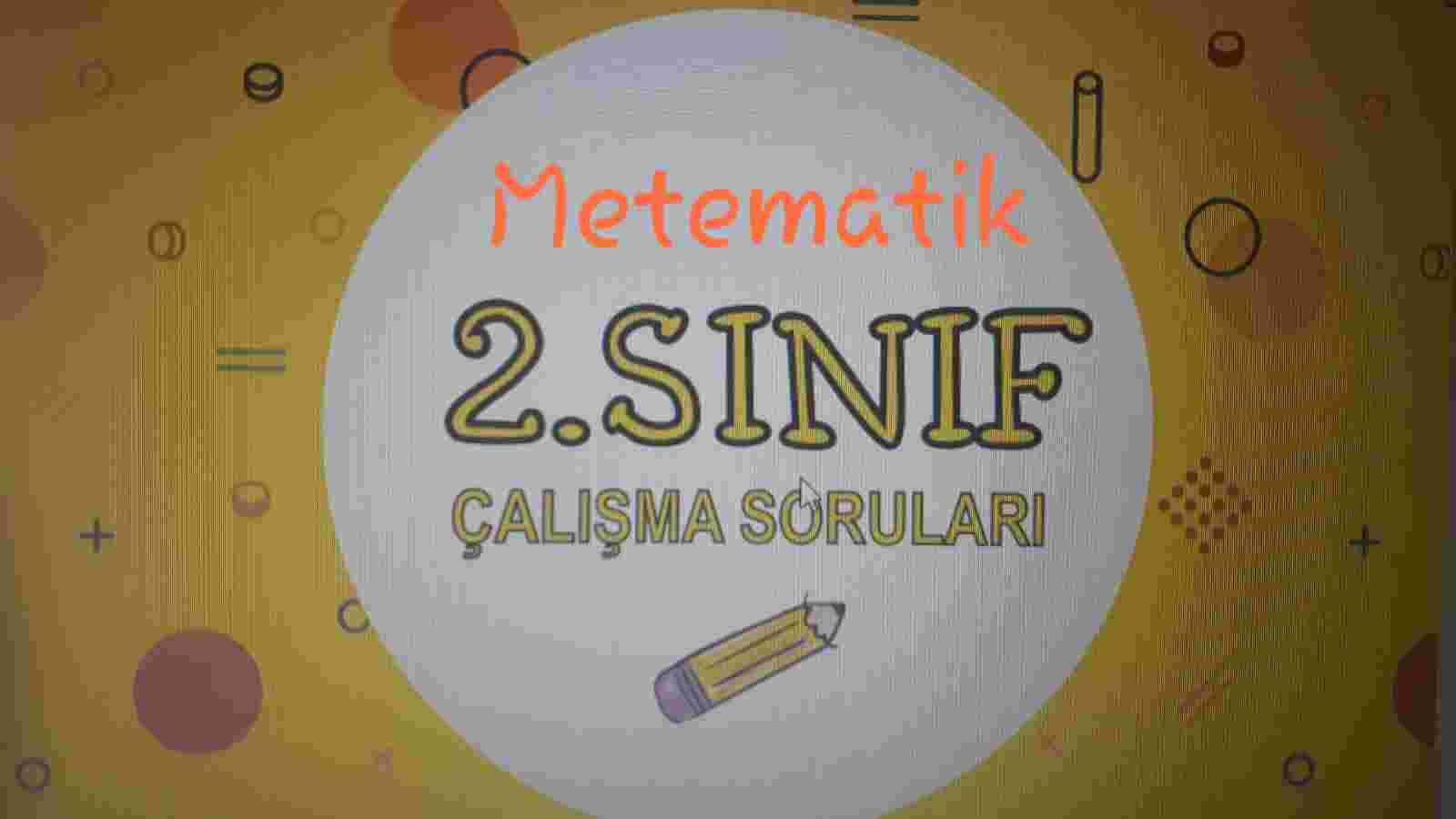2.SINIF MATEMATİK 1.1