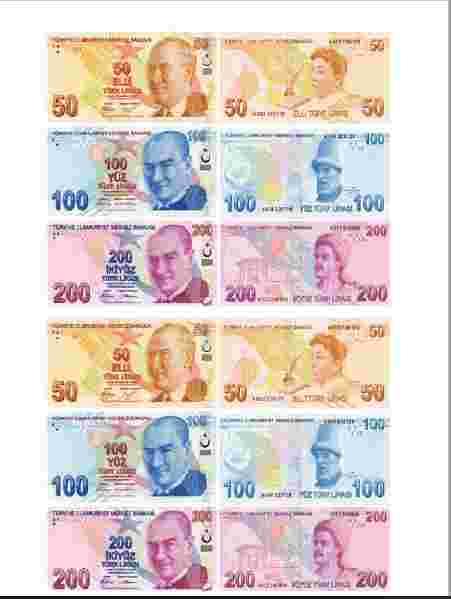 Kağıt ve Metal Paralar